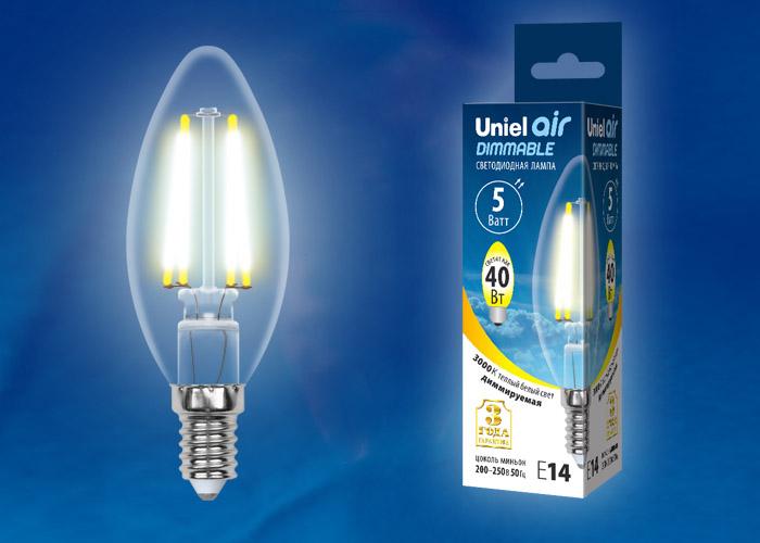 Новая серия диммируемых светодиодных ламп - Air dimmable!